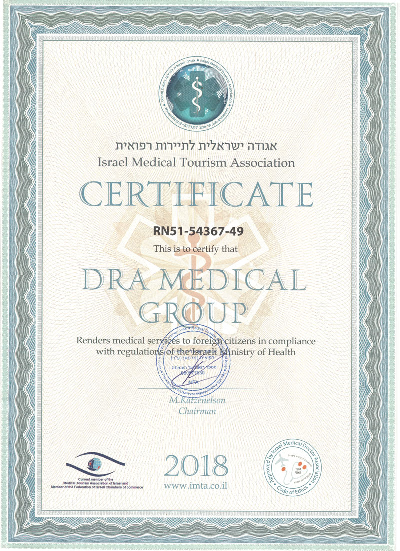 How much does treatment in Israel cost